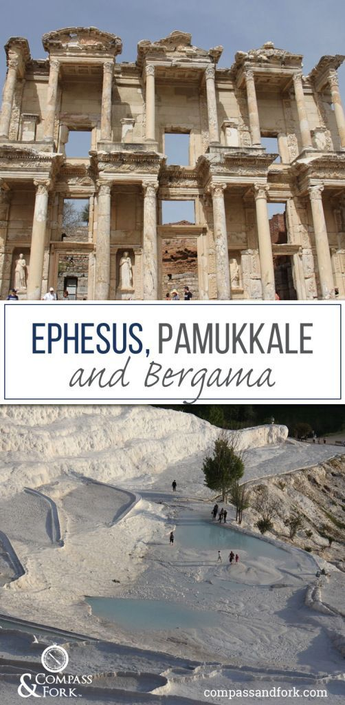 Ephesus pamukkale and bergama 3 historic sites in for Fenster 200 x 60