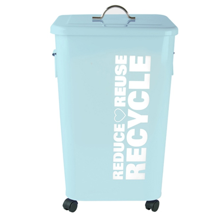Blue Kitchen Bin: 17 Best Images About Recycle Bin Re-design Inspiration On