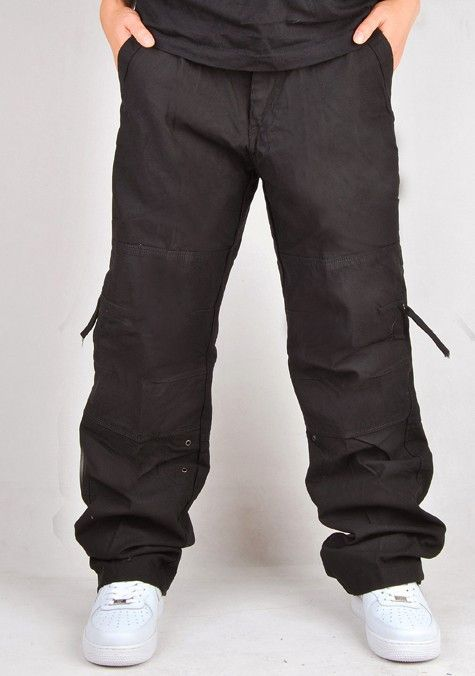 MULTI-POCKET CARGO TROUSERS / MENS OUTDOOR FASHION