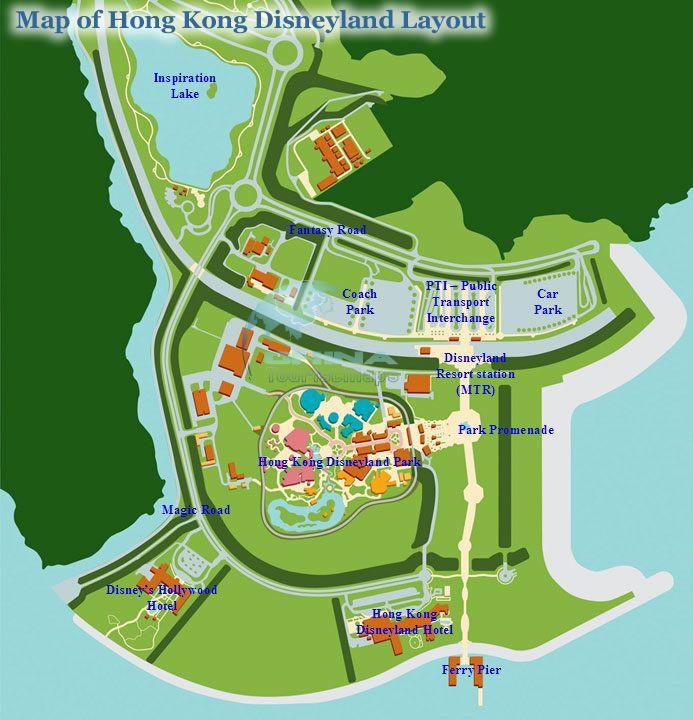 Best DisneyMaps Images On Pinterest Disney Parks Disney - Disneyland brazil map