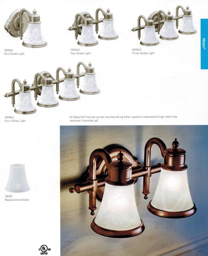 Bathroom Light Fixtures Moen 209 best home - lighting fixtures images on pinterest   home