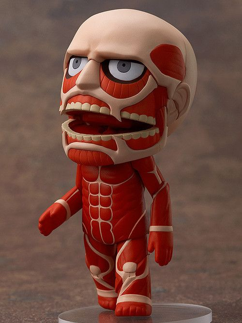 'Attack On Titan' Nendoroid Playset From the hugely...