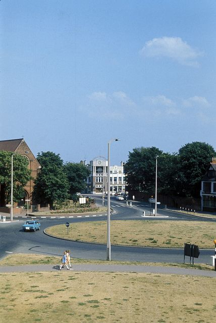 Southend Before the Underpass, Jun 1970