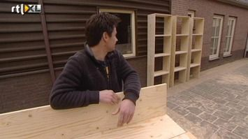 724 best images about diy hout wood on pinterest loft for Uitzending gemist eigen huis en tuin
