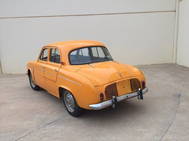 Renault Dauphine R1090 - 1961
