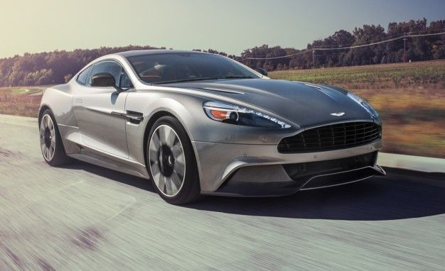 2015 Aston Martin Vanquish Tested: It's the Most Aristocratic Supercar