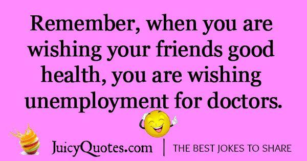 Funny Doctor Jokes -12