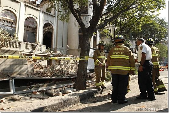 Terremotos registrados en México en los últimos 30 años - http://www.leanoticias.com/2014/04/18/terremotos-registrados-en-mexico-en-los-ultimos-30-anos/