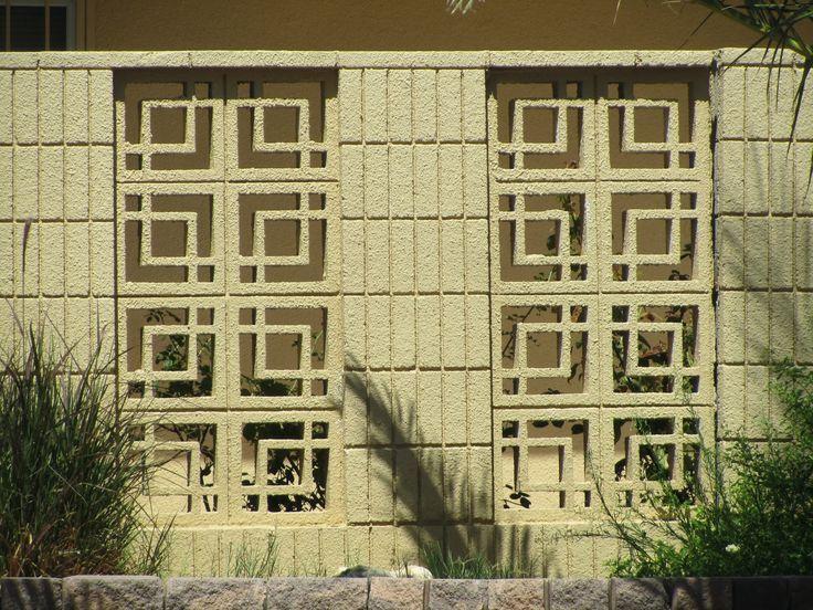 how to break cement blocks