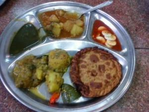 If you ever in Old Delhi, a must visit to Paraathe Waali Galli... Near Chandni Chowk...