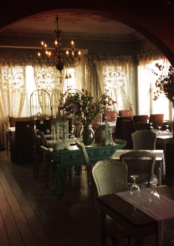 Cihangir/5.kat Cafe&Restaurant-İstanbul-Turkey