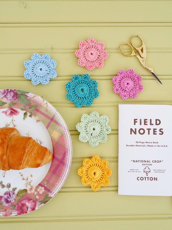 little flower free pattern