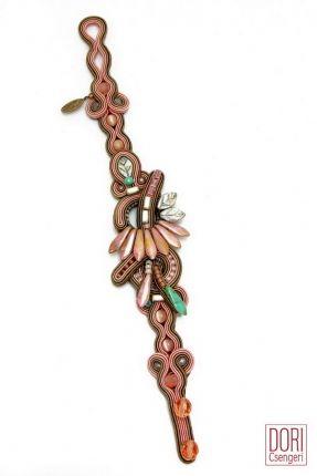 Add feminine flair to your summer style with our Blush trendy bracelet and enjoy 50% off!   #doricsengeri #delicatebracelet #blushcolor #blush #rosequartztrend #dorijewelry #specialoffer