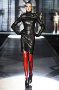 Платье для байкерши