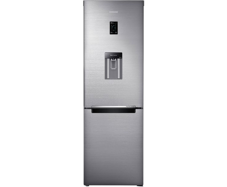 Samsung RB Combi Range RB31FDRNDSS 60/40 Frost Free Fridge Freezer - Stainless Steel - A+ Rated  sc 1 st  Pinterest & 16 best Fridge freezer images on Pinterest | Freezer Freezers and ...