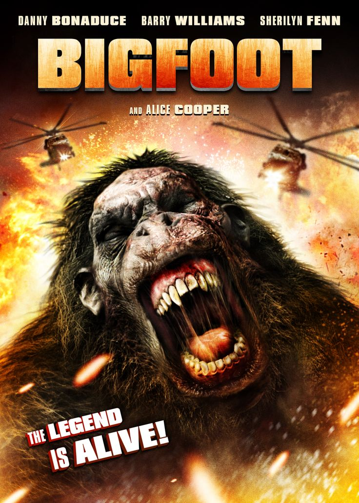 28 Best Bigfoot Movies Images On Pinterest Horror Films Bigfoot