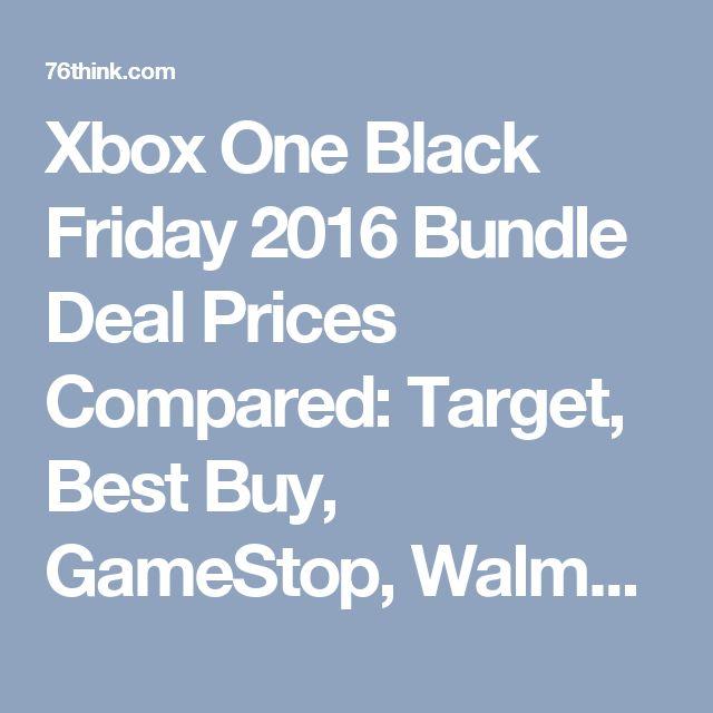 Xbox one deals black friday 2018 gamestop