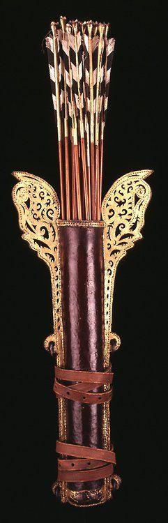 Quiver  Indonesia (Java), 19th century  The British Museum