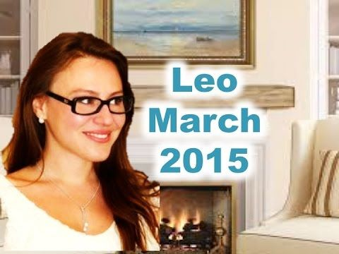 Leo March 2015. Time for Inspiration and Optimism.