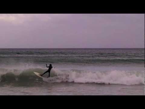 Muizenberg Surfing Cape Town South Africa S.U.R.F. Village Vol1.mov