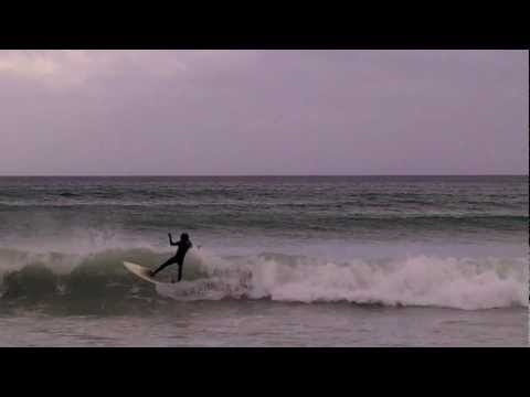Muizenberg Surfing Cape Town South Africa S.U.R.F. Village Vol1.mov