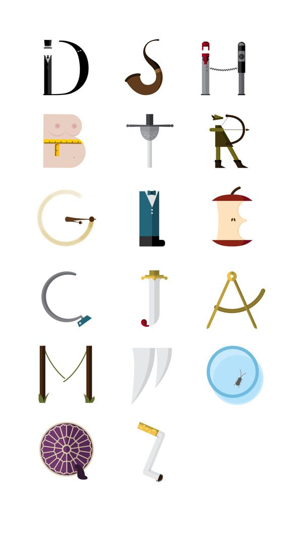 Every Book Is Made Of Characters - Typography & Quotes