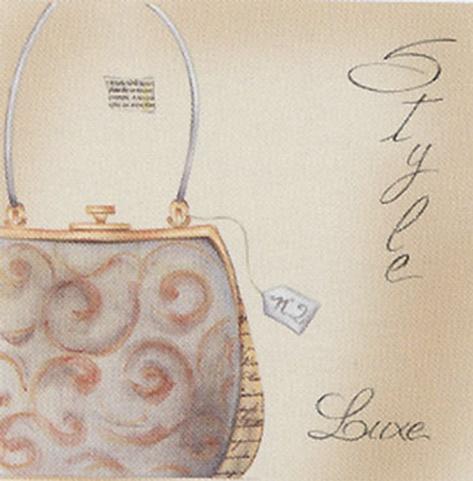 Handbag II by E. Serine