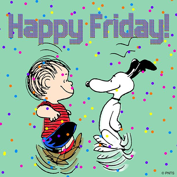 Snoopy Happy Friday Pictures, Photos, and Images for Facebook, Tumblr, Pinterest, and Twitter
