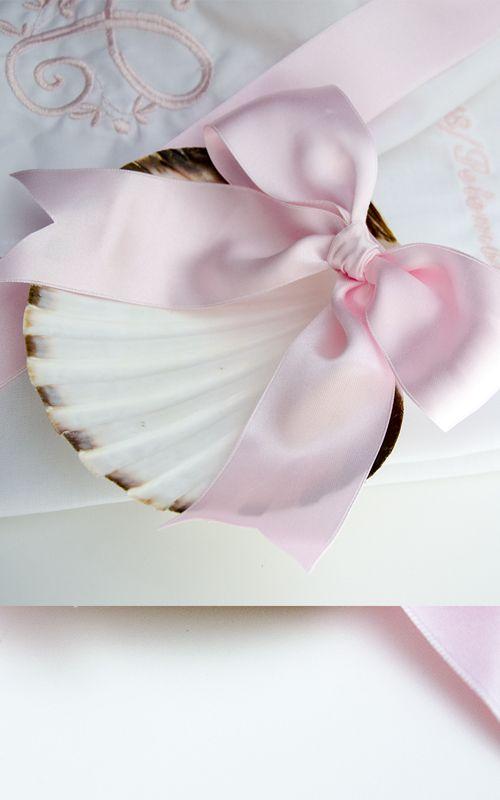 Concha De Batismo | Tilly Couture