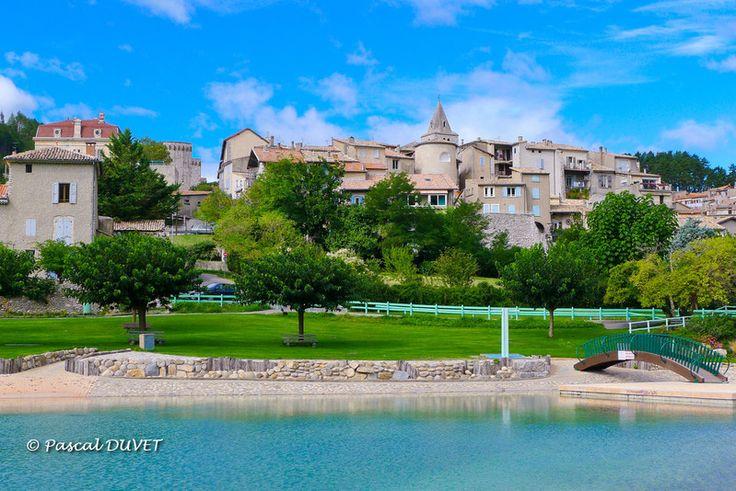 SM03 - Sisteron le plan d'eau - Alpes de Haute Provence 04