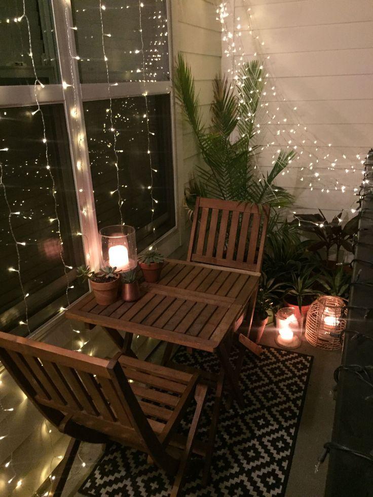 The 25+ best Apartment balcony garden ideas on Pinterest | Small ...