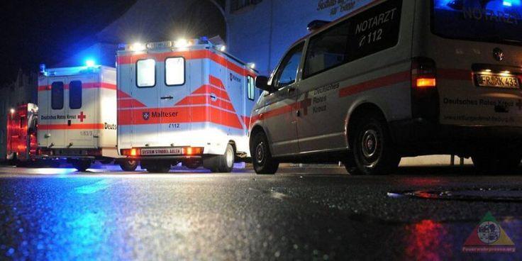 Hamburg: Polizeibeamte mit Verletzungen und Kreislaufbeschwerden