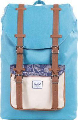 Herschel Supply Co. Little America Mid-Volume Laptop Backpack  - via eBags.com!