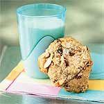 "Breakfast Fig and Nut ""Cookies"" Recipe   MyRecipes.com"