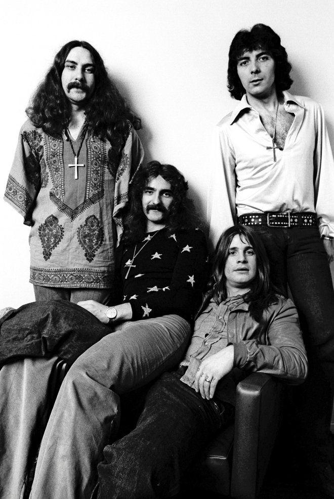 Quam minimum credula postero — Black Sabbath 1973