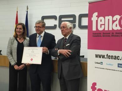 La empresa conquense amaranto, elegida entre las 30 mejores Consultoras de España - Detalles - Voces de Cuenca