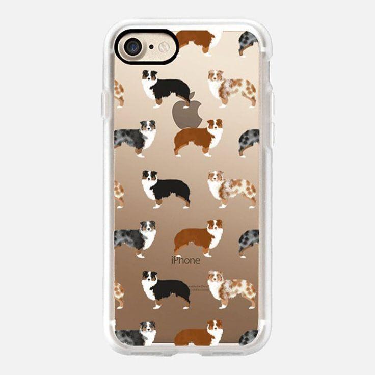 Doggy iPhone 7 & 7 Plus Case | Australian Shepherd