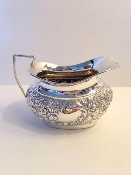 765a085a6f Online veilinghuis Catawiki: Zilveren melkkan, Thomas Lawrence, Londen, 1902