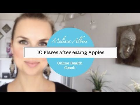 Interstitial Cystitis Flares after eating Apples