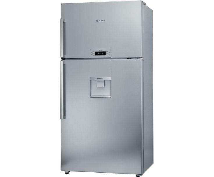 Bosch KDD74AL20N Freestanding Fridge Freezer - Inox