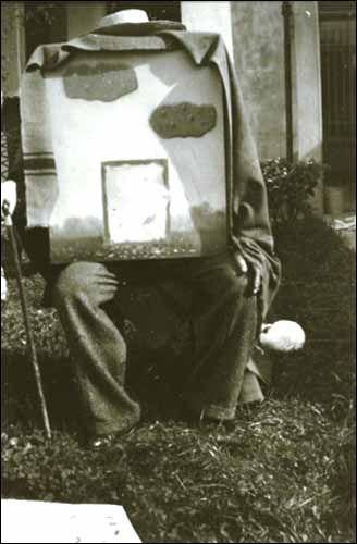 René Magritte, Dieu, le huitième jour, 1937