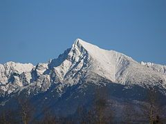 Eslovaquia - Pico Krivan