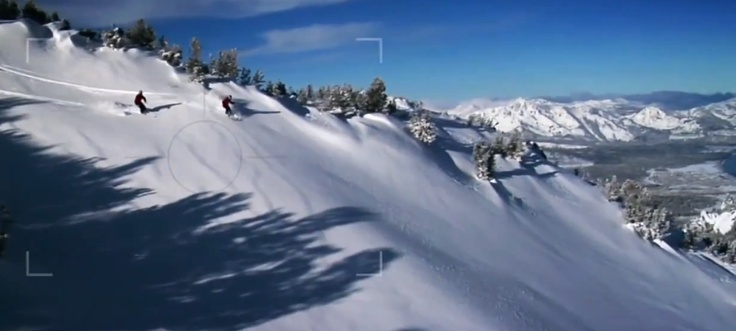 EpicMix is a photography service that Vail ski resorts provide. Each person gets an RFID enabled pass, and as they ski a professional photographer takes photos of them enjoying their holiday! Each photo is digitally sent directly to that person via their RFID tag.