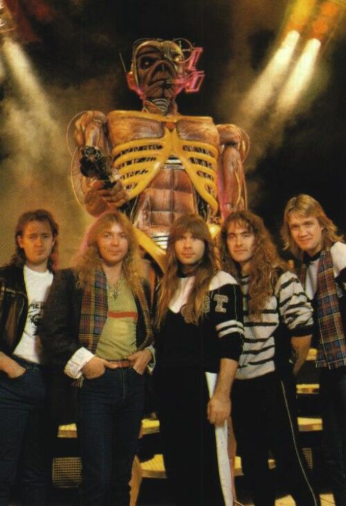 Iron Maiden / Somewhere in Time