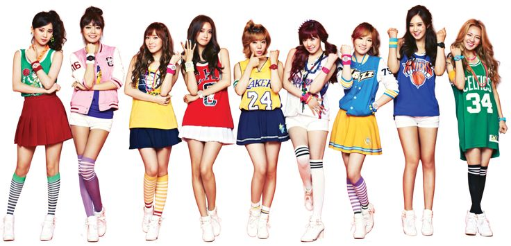 SNSD PNG Render by classicluv on DeviantArt