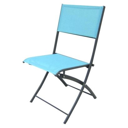 Target Room Essentials Patio Bistro Chair In Turquoise