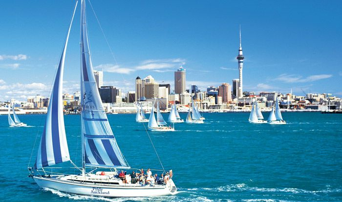 New Zealand Heartland - 13 day package includes flights, hotel, car rental, sightseeing: Auckland, Rotorua, Napier, & Wellington. islandsinthesun.com