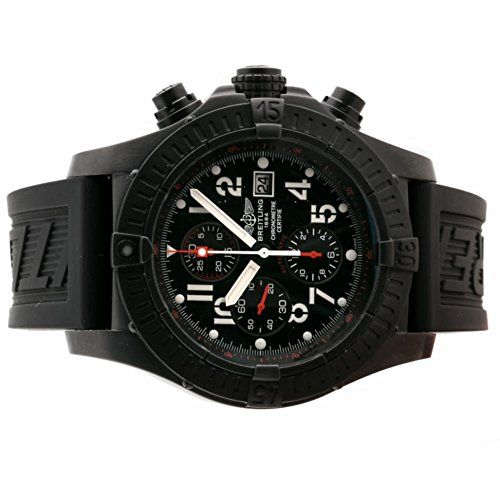 stunning Breitling Super Avenger automatic-self-wind mens Watch M1337010/B930 (Certified Pre-owned)