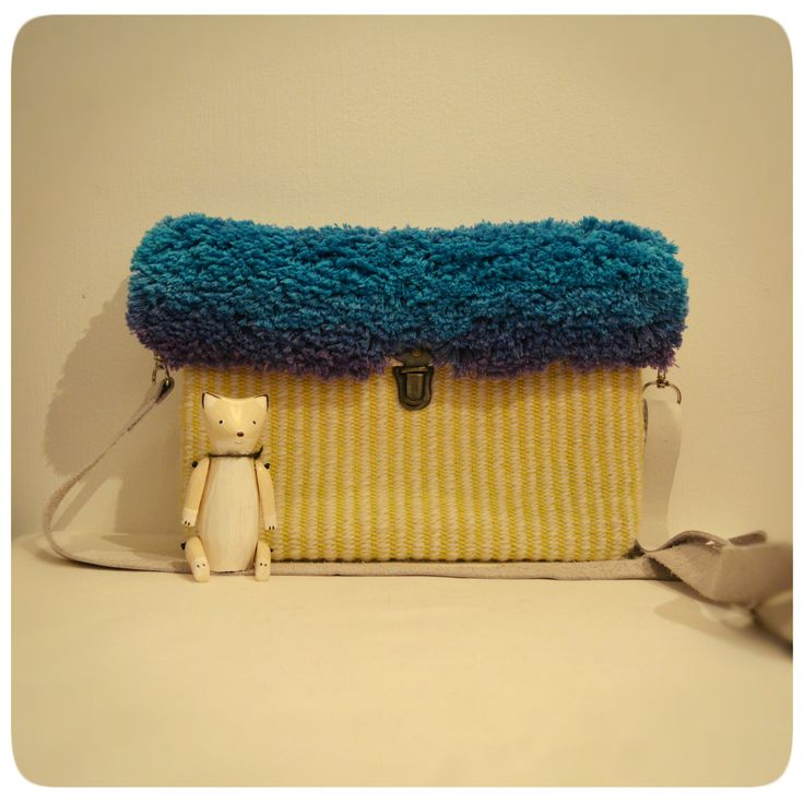 LonelyMill woven bag