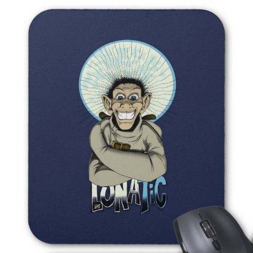 Lunatic! Mousepads